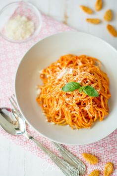 Spaguetti All´Amatriciana