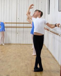 Pin on male ballet