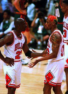 Jordan & Rodman