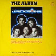 Walk Right Now - The Jacksons (Album: Triumph / 1980)