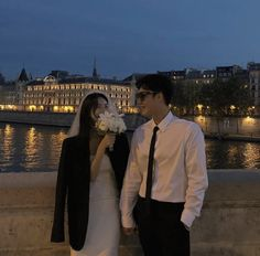 Imagem de asia, couple, and korea wedding aesthetic Image about love in ulzzang couples; by ✧・゚: *𝘮𝘢𝘺𝘢! Korean Aesthetic, Couple Aesthetic, Cute Couples Goals, Couple Goals, Couple Look, Couple Ulzzang, Couple Travel, Korean Wedding Photography, Evan