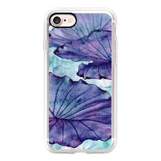 Botanical Surrealism Phone Case - iPhone 7 Case, iPhone 7 Plus Case,... (€38) ❤ liked on Polyvore featuring accessories, tech accessories and android case
