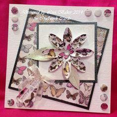 Craftwork Cards Blog: Oh Botanica, Botanica wherefore art thou Botanica.......