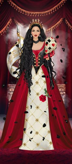 Fantasy Art Women, Beautiful Fantasy Art, Covet Fashion, Fashion Art, Virtual Girl, Bff Drawings, Barbie Gowns, Beautiful Goddess, Digital Art Girl