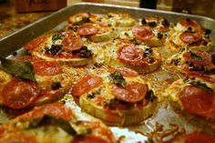 MY HCG DIET RECIPES: HCG DIET Phase 3 (P3) RECIPE #21: Eggplant Pizza