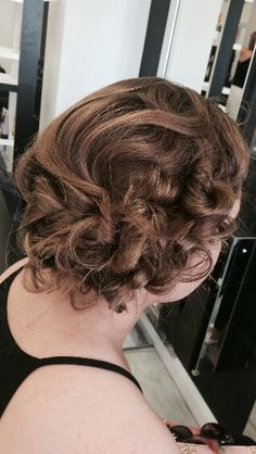 Hair up by Helen