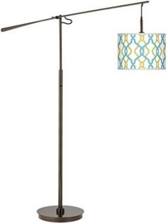 Sg pearl leaf peacock 10 inch h balance arm floor lamp stuff for sg pearl leaf peacock 10 inch h balance arm floor lamp stuff for the house pinterest floor lamp and house aloadofball Images