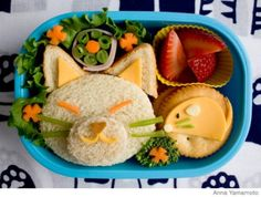 school lunch- kids bento