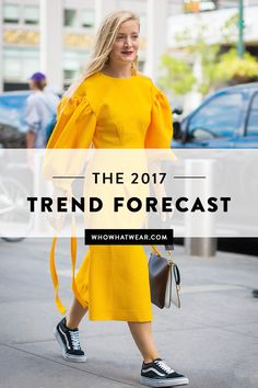 Listen up—these are the trends that everyone is going to be wearing this year.