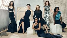 Taraji P. Henson, Viola Davis and Drama Actress A-List Tackle Race, Sexism, Aging in Hollywood - Hollywood Reporter - The Hollywood Reporter