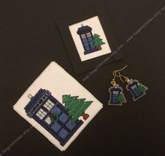 Hey, I found this really awesome Etsy listing at https://www.etsy.com/listing/170362322/doctor-who-tardis-christmas-cross-stitch