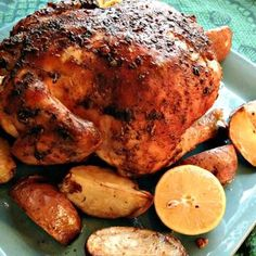 Lidia s roast chicken recipe