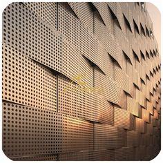 De alta qualidade do metal chapa perfurada para fachada e arquiteto projeto-Telas de aço-ID do produto:60298133671-portuguese.alibaba.com