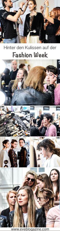 Erfahrt, wie es hinter den Kulissen auf der Fashion Week aussieht, wie die Models geschminkt und gestylt werden, wie eine Probe vor der Show abläuft, seht euch die Outifts der aktuellen Kollektion von Designerin Vanessa Schindler an und lest ein Interview mit Head of Make-up Loni Baur.