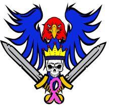 My Breast Cancer awareness Fantasy Football Logo