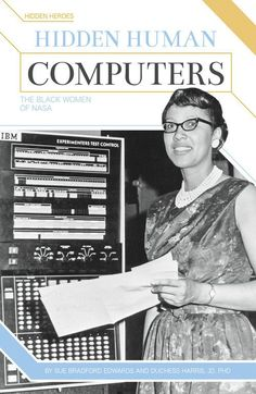 "Meet Duchess Harris, author of ""Hidden Human Computers: The Black Women of NASA,"" Saturday at African Americans in Science. https://www.smm.org/african-americans-science #HiddenFigures"