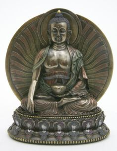 Boeddha<br/>Shakyamuni of Siddhartha bij Crystal Temptation in Venlo
