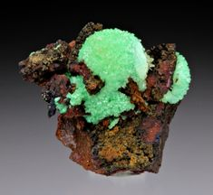 Adamite from Utah    by Dan Weinrich