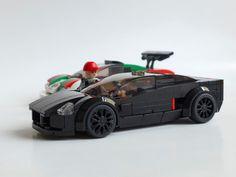 Lamborghini Gallardo Black Edition (City Champions) by ER0L http://flic.kr/p/FHv7Wd