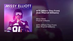 WTF (Where They From) (feat. Pharrell Williams)