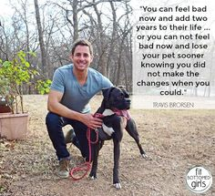 New podcast ep with Travis Brorsen of #animalplanet #pets #Podcasts Keeping pets healthy!