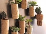 Cool Diy Mini Magnet Garden | Shelterness