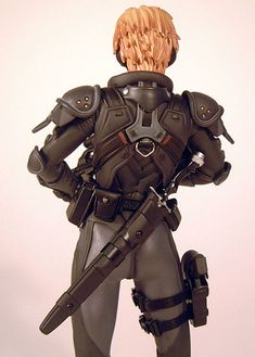 Deunan from Appleseed Ex Machina