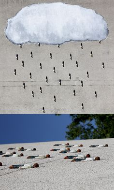 Isaac Cordal: Cement Eclipses