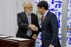 Pesquisas do instituto do Senado Federal passarão a integrar a base de dados do Cesop. Foto: Jonas Pereira/Agência Senado