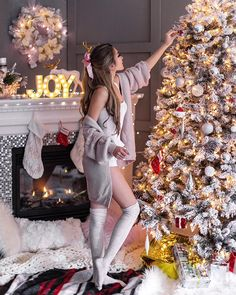 Image about girl in Winter ❄ christmas 🎄🎅 by ⚘