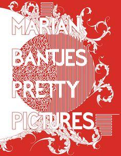 Marian Bantjes: Pretty Pictures: Marian Bantjes, Rick Poynor: 9781938922220: Amazon.com: Books