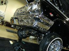 62 impala Lowrider with Engraving