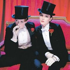 "Rachael Stirling & Keeley Hawes, ""Tipping the Velvet"