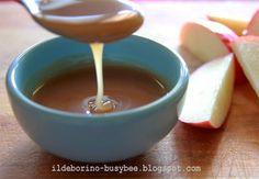 (ildeborino) Busy Bee: Combinazioni Golose - Salsa di Caramello Salato or Salted Caramel Sauce