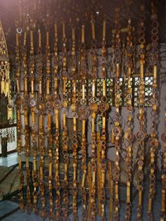 Cortinas de bambu cortinas pinterest search - Cortina de bambu ...