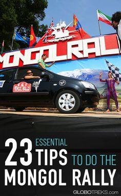 23 Essential Tips To Do The Mongol Rally