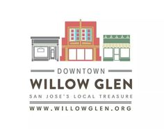 "Get ""lost"" in downtown Willow Glen!"