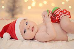 www.rachelfarganisphotography.com Christmas Photography, Holiday Photography with lights, blurred lights