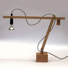 At CultureLabel, we provide a range of unique art and design-led gifts. Luminaire Design, Lamp Design, Lighting Design, Luminaria Diy, Black Table Lamps, Candle Lamp, Wooden Lamp, Light Project, Lamp Light