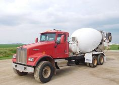 is the source for used mixer trucks in the world. Welsh sells used mixer trucks, specializing in export sales. Types Of Concrete, Mix Concrete, Concrete Mixers, Cement, Mixer Truck, Pumps, Trucks, History, American