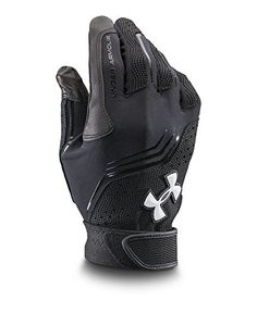 Under Armour Men's UA Clean Up Batting Gloves Large Black Under Armour Weight Lifting Gloves, Tactical Gloves, Batting Gloves, Lean Body, Under Armour Men, Black Media, Clean Up, Body Shapes, Large Black