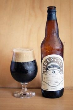 Firestone Walker Velvet Merkin (Stout) Pours oil black with a creamy tan head that lingers. Nose is dark chocolate, expresso, coconut, vanilla, and raisin. Flavour is vanilla, bourbon, oak, dark chocolate, dark dried fruit, roasted malts, and yes, a hint of coconut.