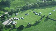 Caravan and Camping in The Yorkshire Dales at Studfold
