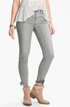 Only own one pair of blue skinny jeans, but again, like the looks that go with them.  I might need to buy new shoes, though.