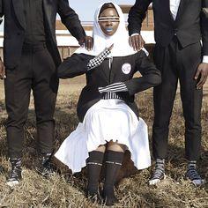 """Protectors of the ninth realm like the son's of Odin.""  #falkexbos #bantu #Hieroglyphics #socks #boysofsoweto #bos — with Tebogo Ribane."