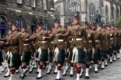 Armed Forces Kilts