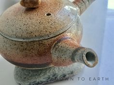 Down to earth, by Grancy Fu. My Works, Clay, Earth, Ceramics, Mugs, Tableware, Clays, Ceramica, Pottery