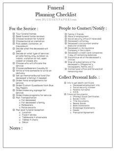 Planning A Funeral Service Template. 20 Planning A Funeral Service Template. Funeral Planning Worksheet In 2020 Funeral Planning Checklist, Emergency Planning, Retirement Planning, Financial Planning, Emergency Preparedness, Survival, Family Emergency Binder, Funeral Poems, Funeral Songs For Dad