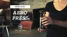 Aeropress Coffee Brew Guide : MistoBox Series. The AeroPress is one of the quickest and most easiest ways to brew coffee.  The Aeropress is ...