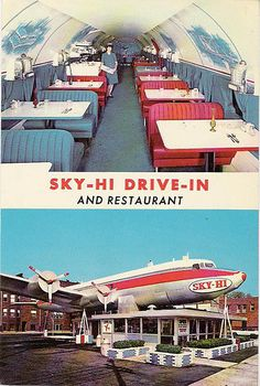 Sky-Hi Drive-In and Restaurant, Chicago, Illinois | Flickr - Photo Sharing!